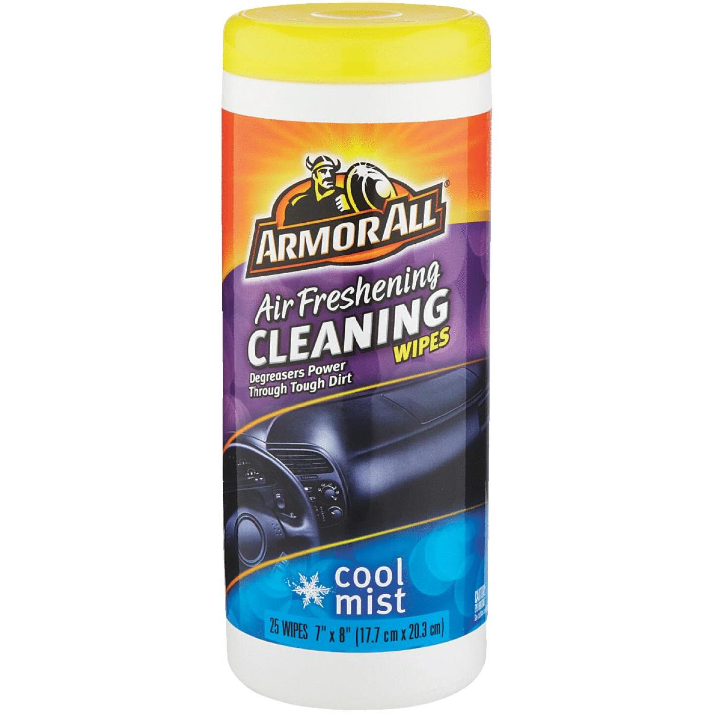Armor All Cool Mist Scent Protectant Wipe Image 1