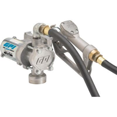GPI 12V DC, 8 GPM EZ-8 Fuel Transfer Pump