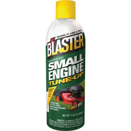 Blaster 11 Oz. Small Engine Tune-Up Multi-Purpose Lubricant