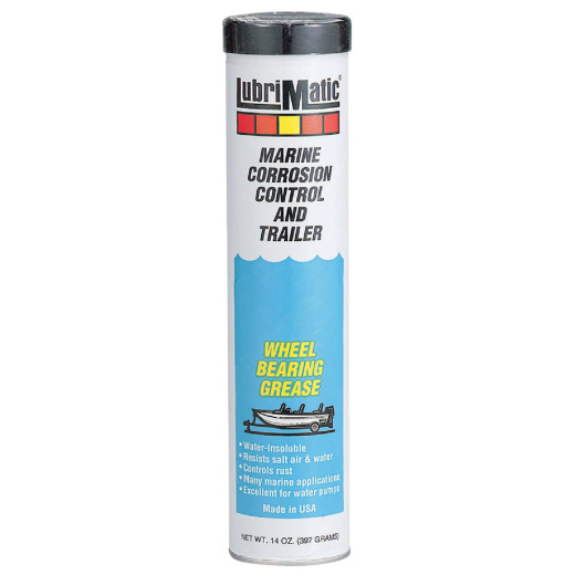 LubriMatic 14 Oz. Cartridge Marine Trailer Wheel Bearing Grease