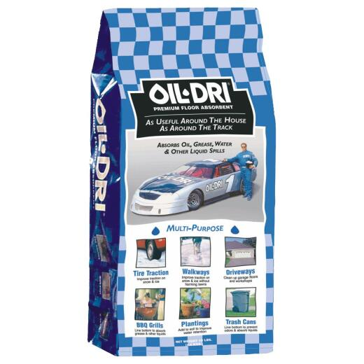 Oil Dri 8 Lb. Multi-Purpose Oil Absorbent
