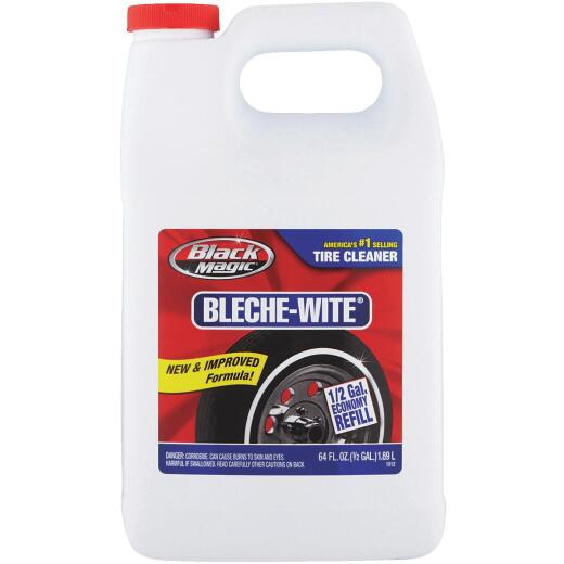 Black Magic Bleche-wite 64 Oz. Pourable Tire Cleaner