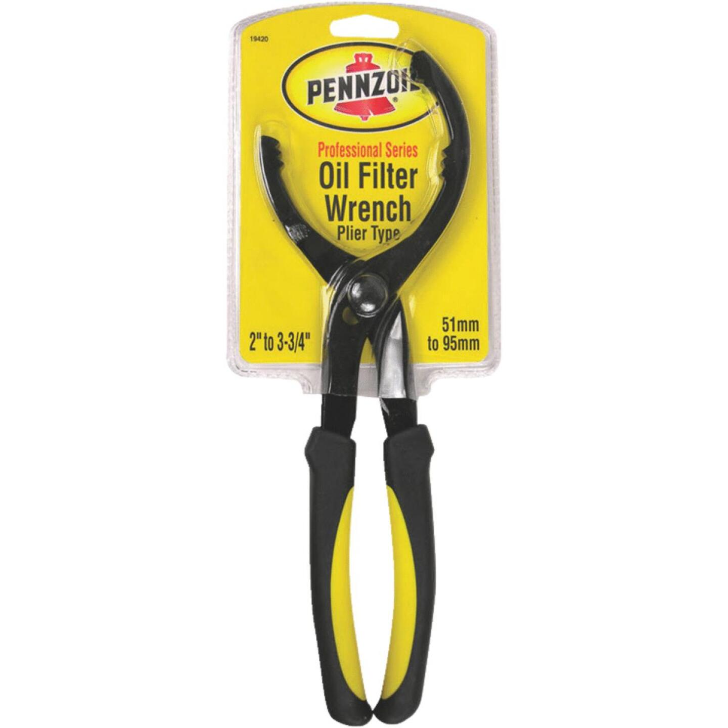 Pennzoil 11 In. Professional Oil Filter Pliers Image 1