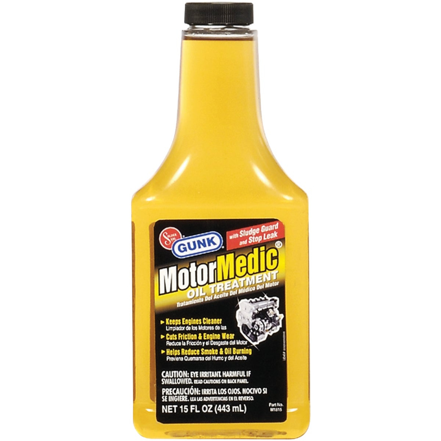 MotorMedic 15 Oz. Engine Treatment/Additive Image 1