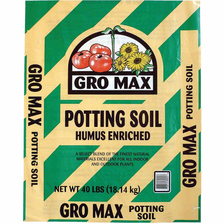 Gro Max 40 Lb. All Purpose Potting Soil Image 1