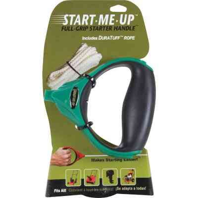Start-Me-Up Engine Starter Handle with 84 In. Dura-Tuff Rope