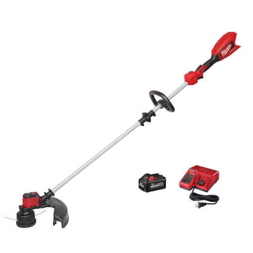 Milwaukee M18 Brushless String Trimmer Kit