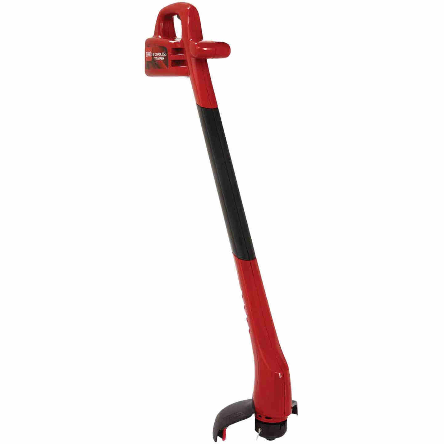 Toro 12V 8 In. Ni-Cad Straight Cordless String Trimmer Image 11