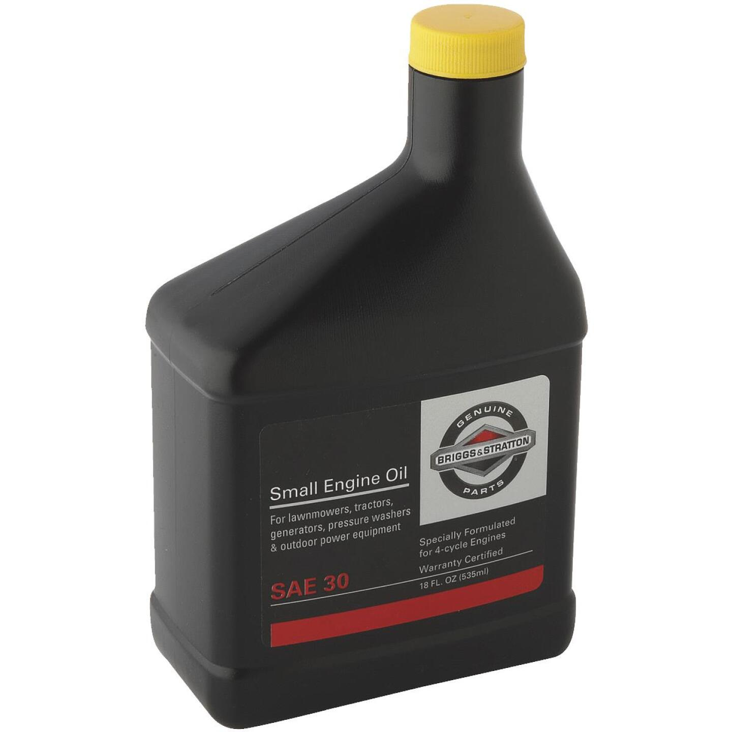 Briggs & Stratton 30W 18 oz 4-Cycle Motor Oil Image 1