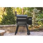 Traeger Pro 575 Black 36,000 BTU 572 Sq. In. Wood Pellet Grill Image 3